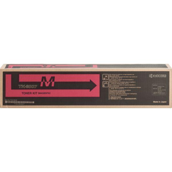 Kyocera TK-8507M Original Toner Cartridge