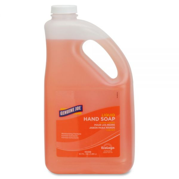 Genuine Joe Moisturizing Liquid Hand Soap