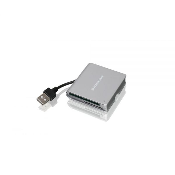 Iogear GFR210 50-in-1 Flash USB 2.0 Card Reader/Writer