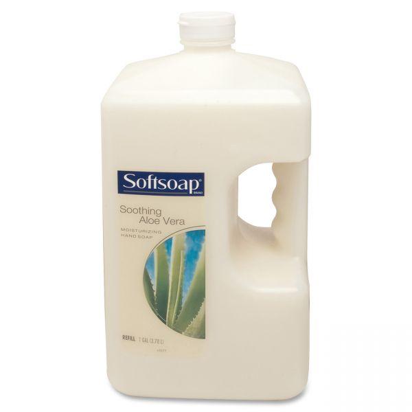 Softsoap Liquid Hand Soap with Soothing Aloe Vera Refill