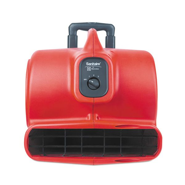 Electrolux Sanitaire Commercial Air Mover with Built-On Dolly