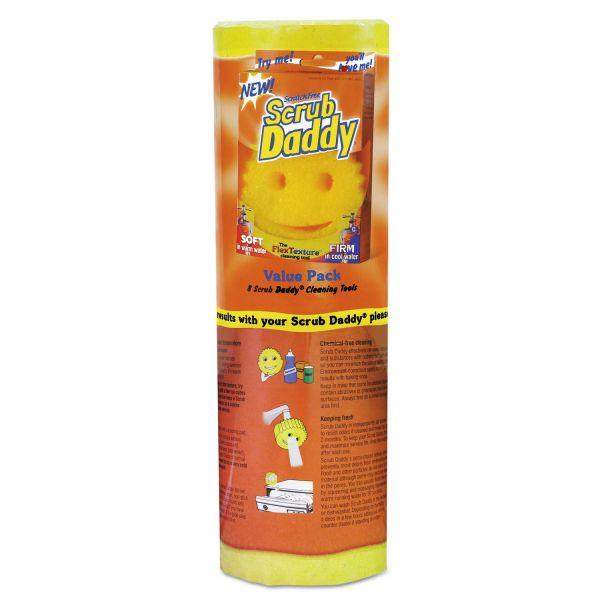 Scrub Daddy Scratch-Free Scrubbing Sponges