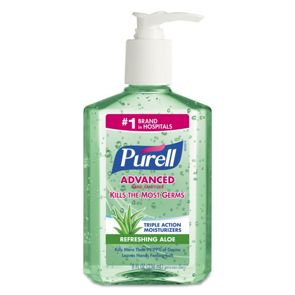 Purell Advanced Instant Gel Hand Sanitizer