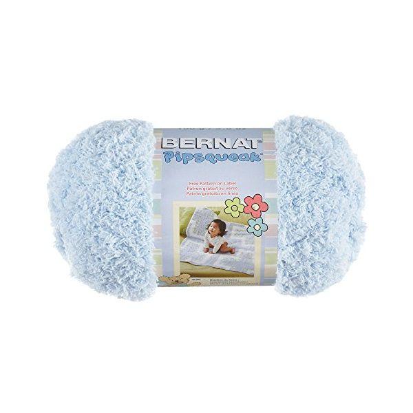 Bernat Pipsqueak Yarn - Baby Blue