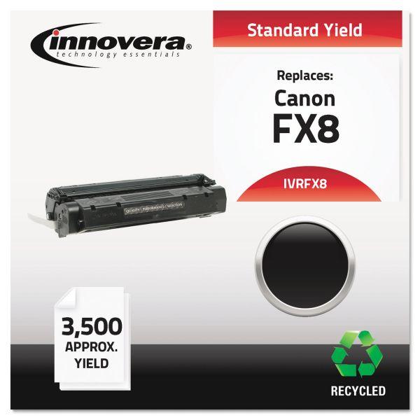 Innovera Remanufactured Canon FX8 (8955A001AA) Toner Cartridge