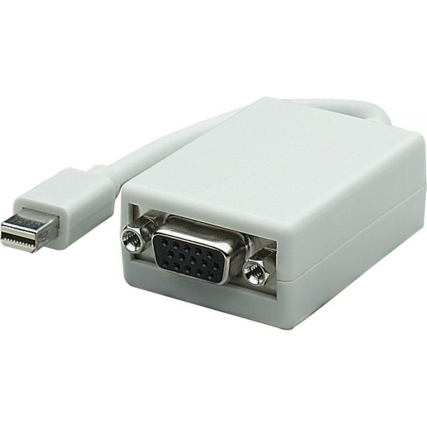 Manhattan Mini-DisplayPort Male to VGA Female Adapter, Active