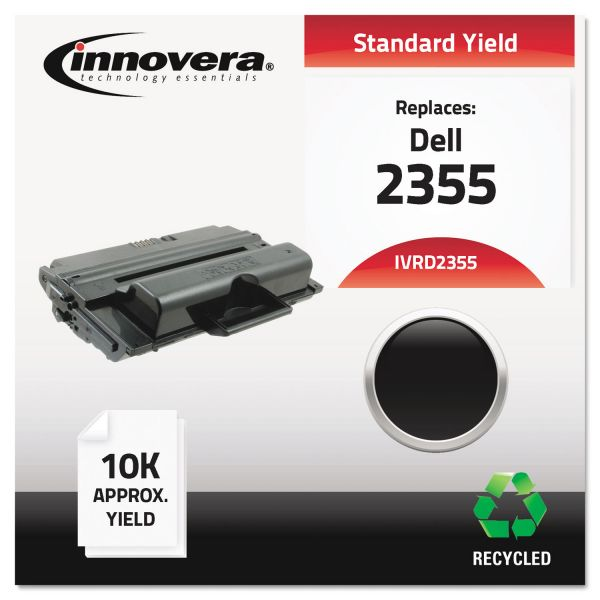Innovera Remanufactured Dell 2355 Toner Cartridge