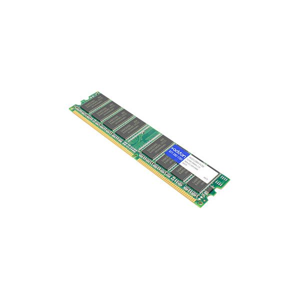 JEDEC Standard 1GB DDR-266MHz Unbuffered Dual Rank 2.5V 184-pin CL3 UDIMM