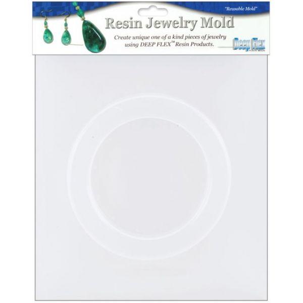 "Resin Jewelry Mold .25""X.25""X2.375"""