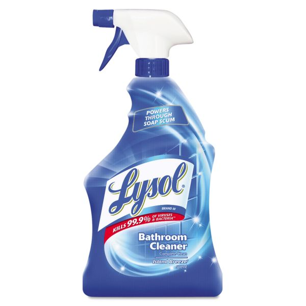 LYSOL Brand Disinfectant Bathroom Cleaner