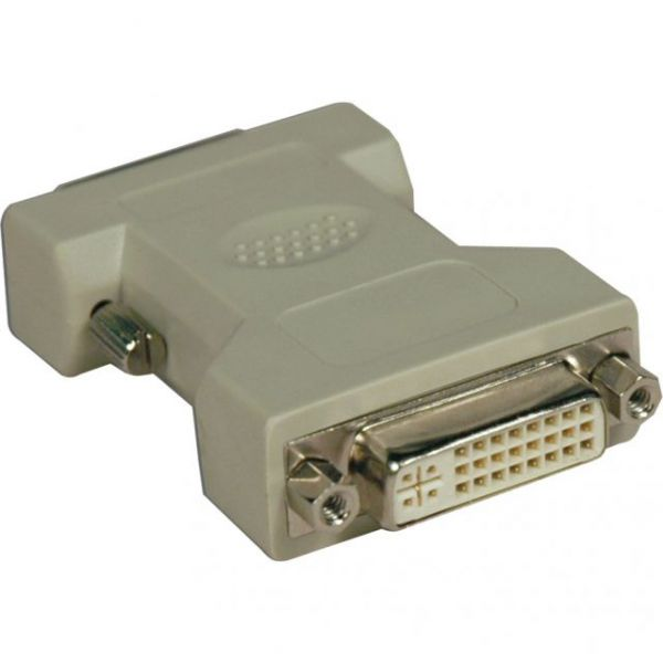 Tripp Lite DVI-I to DVI-D Dual Link Video Cable Adapter (F/M)