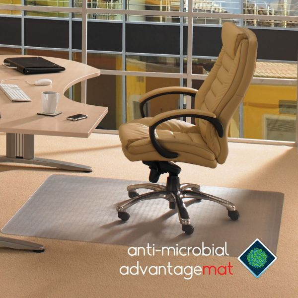 Cleartex Antibacterial Carpet Chair Mat