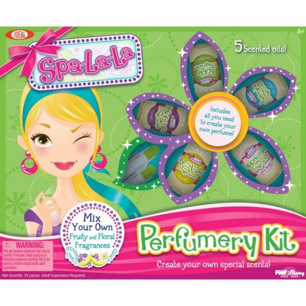 SpaLaLa Perfumery Kit