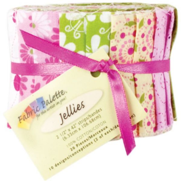 Fabric Palette Jellies