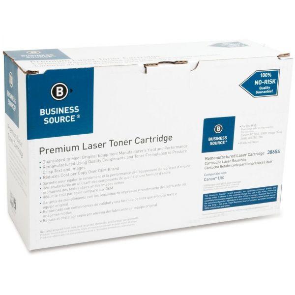 Business Source Remanufactured Canon L50 Toner Cartridge