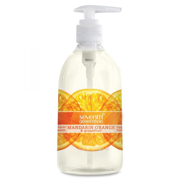 Seventh Generation Natural Purifying Hand Soap