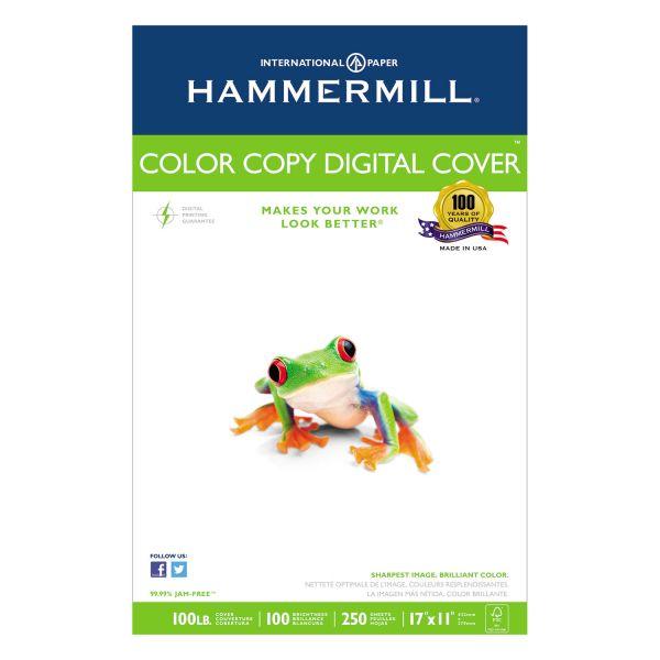 Hammermill Color Copy Digital Cover Printer Paper