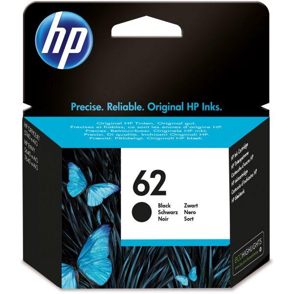 HP 62 Black Ink Cartridge (C2P04AN)