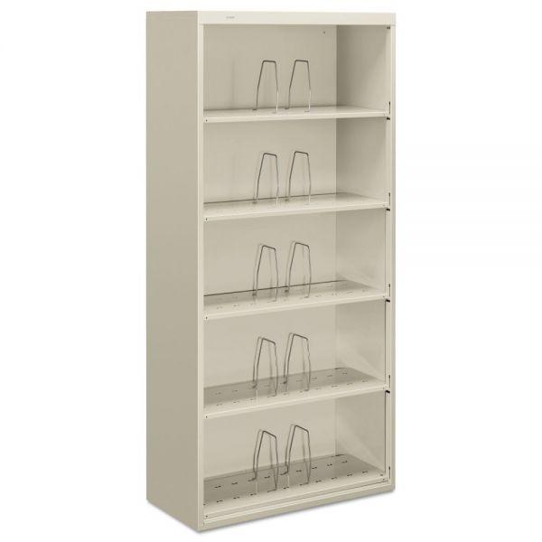 HON 600 Series Jumbo Open File Cabinet