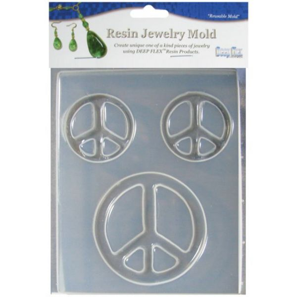 "Resin Jewelry Mold 4.75""X7"""
