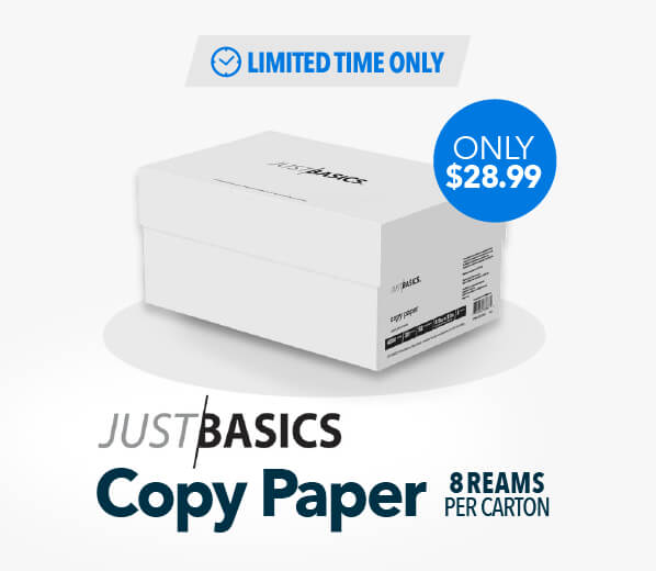 Just Basic Paper only $28.99. Shop Now.