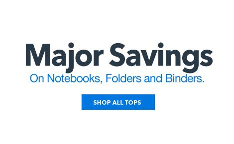 Major Savings on Tops