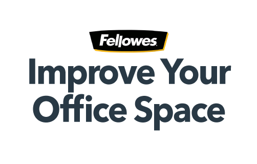 Improve your Office Space with Fellowes Solutions