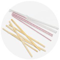 Straws & Stir Sticks