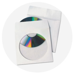 Diskette/CD Sleeves & Envelopes