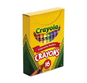 15% off Crayola Products up to $25