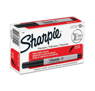 20% off Sharpie Permanent Markers or Highlighters up to $30