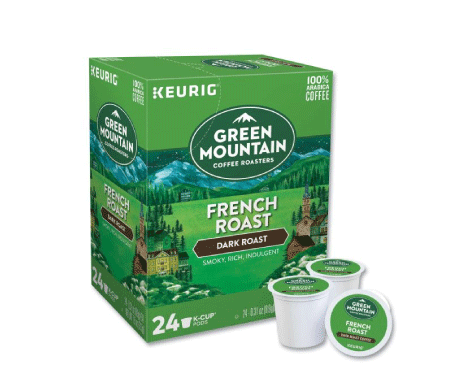 5% off Coffee and K-Cups up to $100 spent