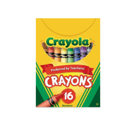 $10 off Crayola Products order $75 or more