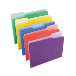 10% off Filing Supplies up to $100 Spent