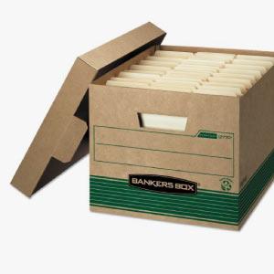 File Boxes & Storage