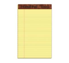 Letter, Legal, & Jr Pads