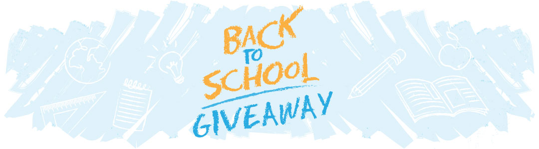 Student Back-to-School Giveaway