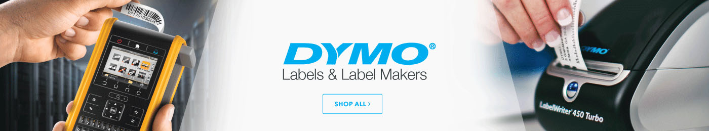 Dymo Labels & Label Makers