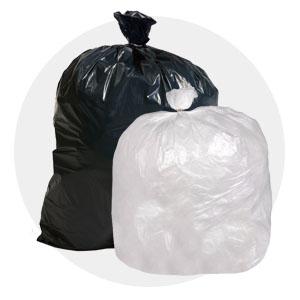 Trash & Garbage Bags