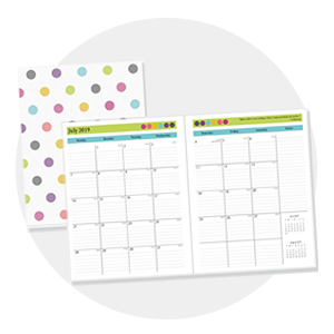 Academic Calendars & Planners