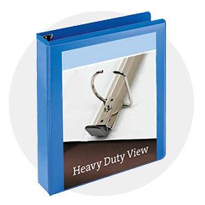 Heavy-Duty Binders