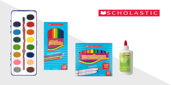 Scholastic school learning products